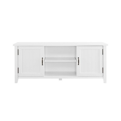 "Modern Farmhouse TV Stand for TVs up to 65"" - Saracina Home"