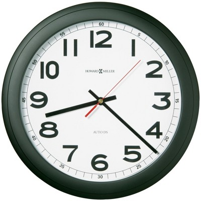 Howard Miller 625320 Howard Miller Norcross Wall Clock 625-320 Plastic