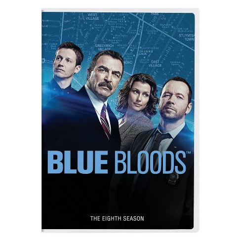 Blue Bloods: The Eighth Season (DVD) - image 1 of 1