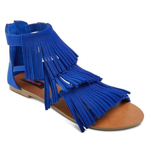 5f87a7026dd Women s Betseyville Tanvir Slide Sandals - Cobalt...   Target