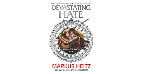 Devastating Hate (Paperback) (Markus Heitz) - image 1 of 1