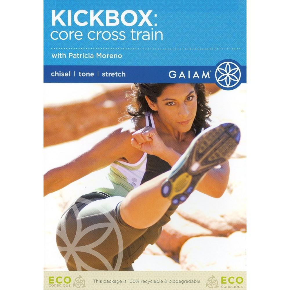Kickbox Core Cross Train (Dvd)