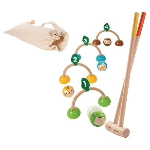 PlanToys® Croquet Game - image 1 of 1