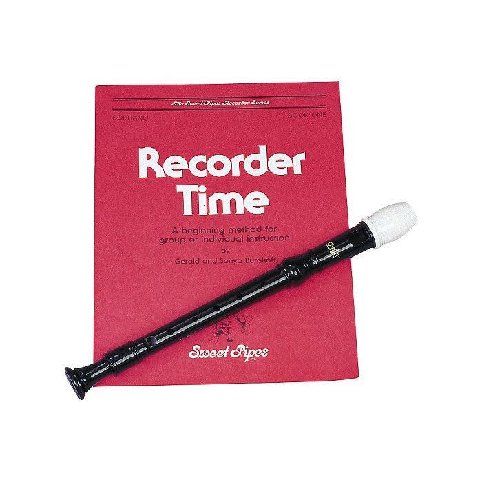 Rhythm Band RBA100 Recorder Time Pack - image 1 of 1