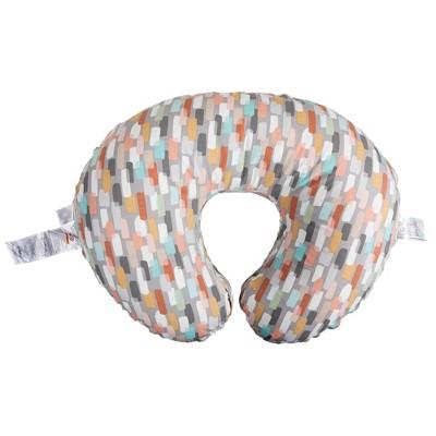 Boppy Original Nursing Pillow Cover - Neutral Gray Brushstroke