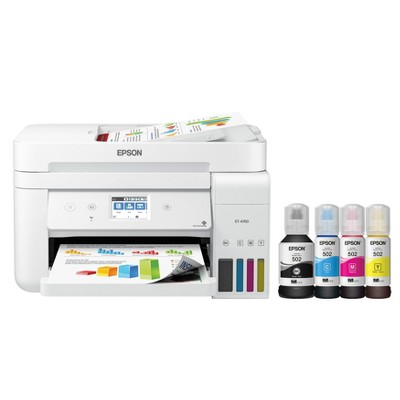 Epson EcoTank Wireless SuperTank Printer (ET-4760)