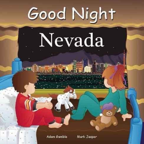 Good Night Nevada - (Good Night Our World) by  Adam Gamble & Mark Jasper (Board Book) - image 1 of 1