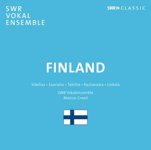 Swr Vokalensemble - Finland:Works For Choir (CD) - image 1 of 1