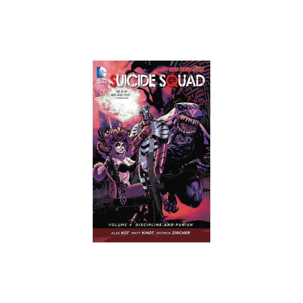 Suicide Squad 4 (Paperback)