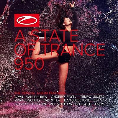 Armin van Buuren & Friends - A State Of Trance 950 (CD)