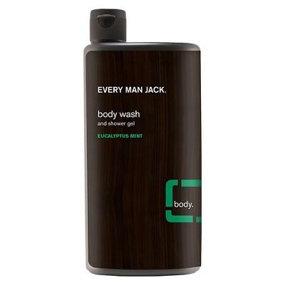 Every Man Jack Eucalyptus Mint Body Wash - 16.9oz