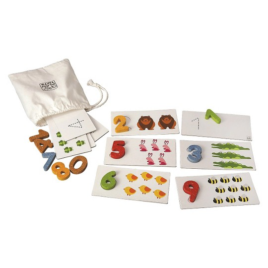PlanToys Math Kit, math and counting kits image number null