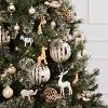 24ct 40mm Christmas Ornament Set Champagne - Wondershop™ - image 2 of 2