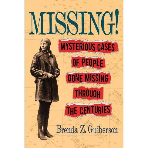 Missing! - by  Brenda Z Guiberson (Hardcover) - image 1 of 1