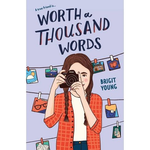 Worth a Thousand Words - by  Brigit Young (Paperback) - image 1 of 1