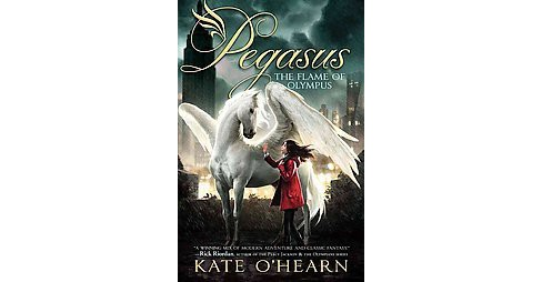 Flame of Olympus (Hardcover) (Kate O'Hearn) - image 1 of 1