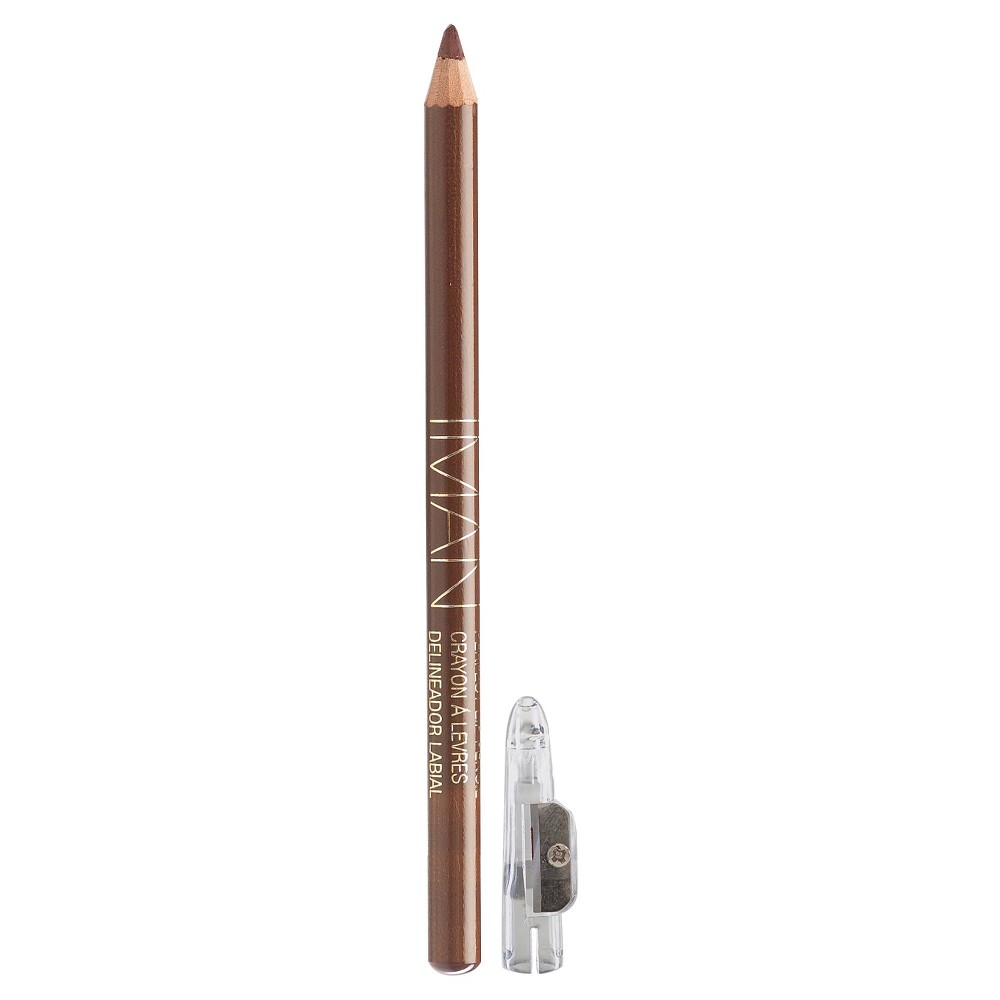 Iman Perfect Lip Pencil Spice 0.05oz