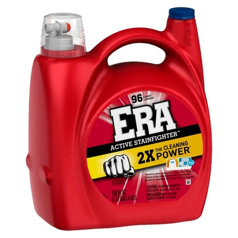 Era® Active Stainfighter™ High Efficiency Compatible Liquid Laundry Detergent - 150floz - image 1 of 2
