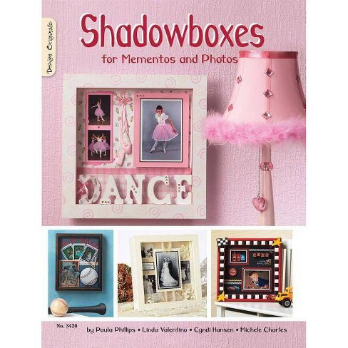 Shadowboxes for Mementos and Photos - (Paperback) - image 1 of 1