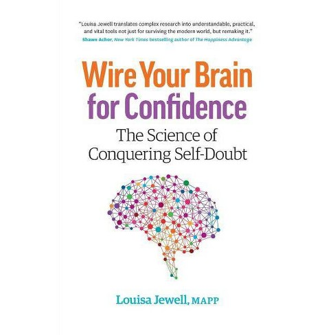 Wire Your Brain for Confidence - by  Louisa Jewell (Paperback) - image 1 of 1