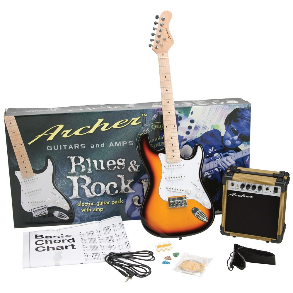Guitars And Basses Archer Guitars, Acorn