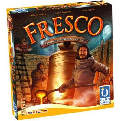 Fresco Expansion - Modules 8, 9, and 10 Board Game