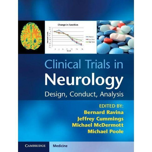 Clinical Trials in Neurology - (Hardcover) - image 1 of 1