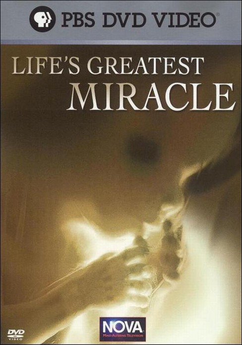 Nova:Life's greatest miracle (DVD) - image 1 of 1