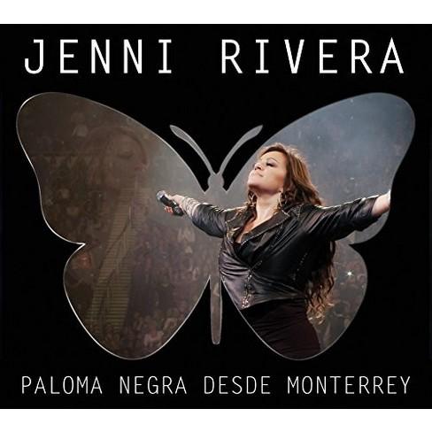 Jenni Rivera Paloma Negra Desde Moneterrey Deluxe Target