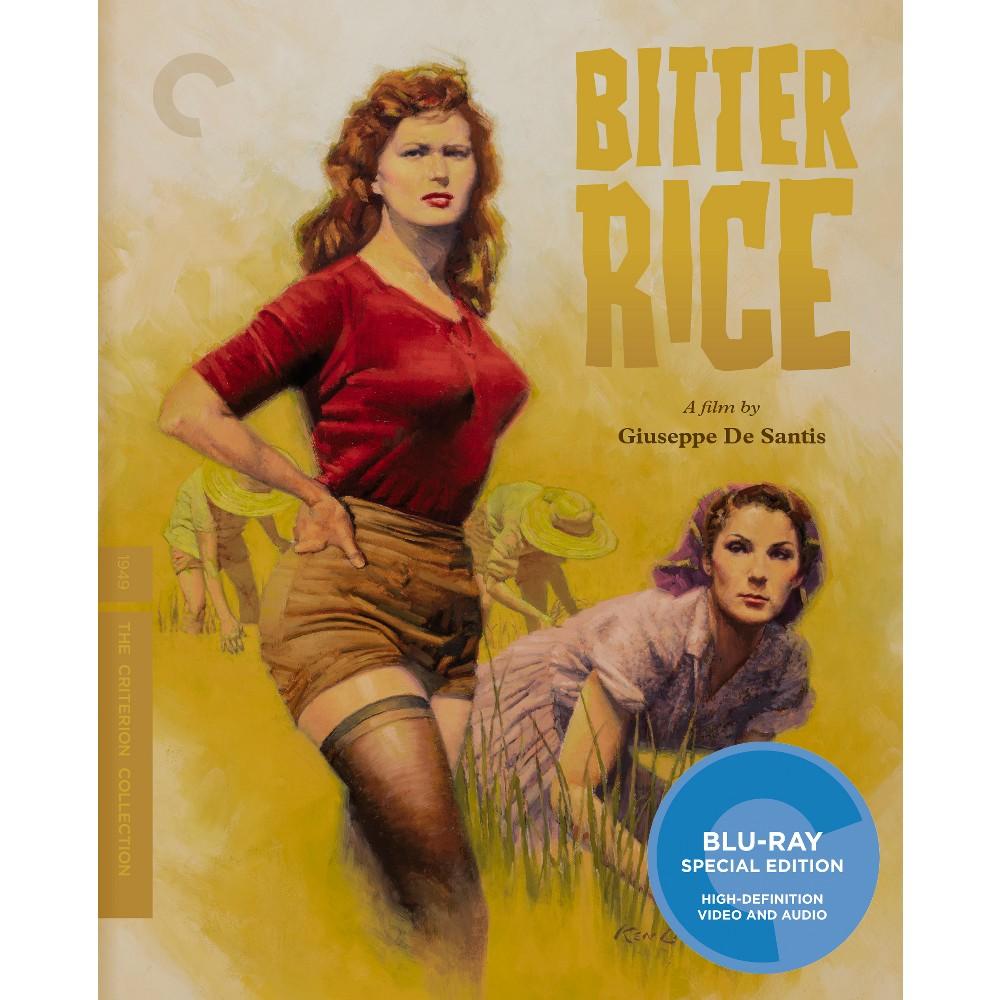 Bitter Rice (Blu-ray), Movies