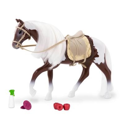 "Lori - Horse for 6"" Mini Dolls - Pinto"