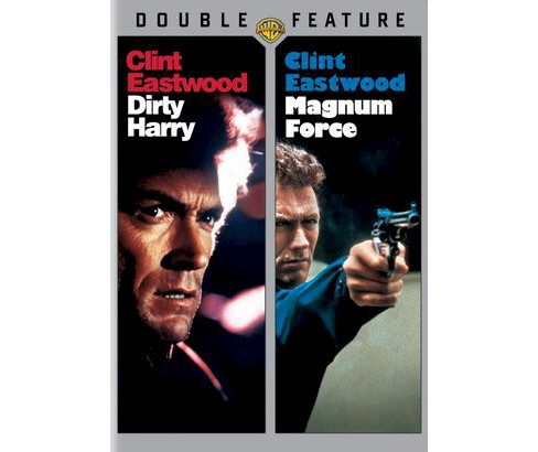 Dvd Dirty Harry Magnum Force Dvd