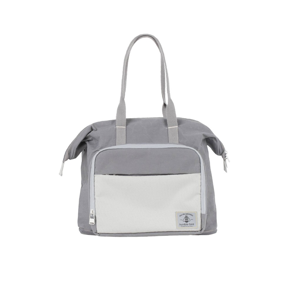 Image of Humble-Bee Boundless Charm Diaper Bag - Pebble