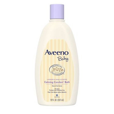 Baby Shampoo: Aveeno Baby Calming Comfort