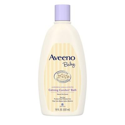 Aveeno Baby Calming Comfort Bath - 18oz