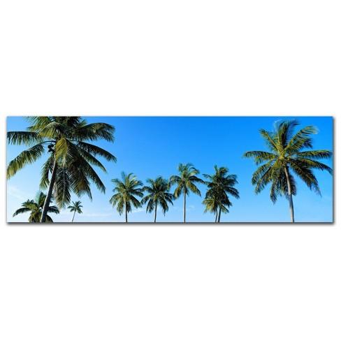 "8x"" 2 4"" Palms by Preston - Trademark Fine Art - image 1 of 2"