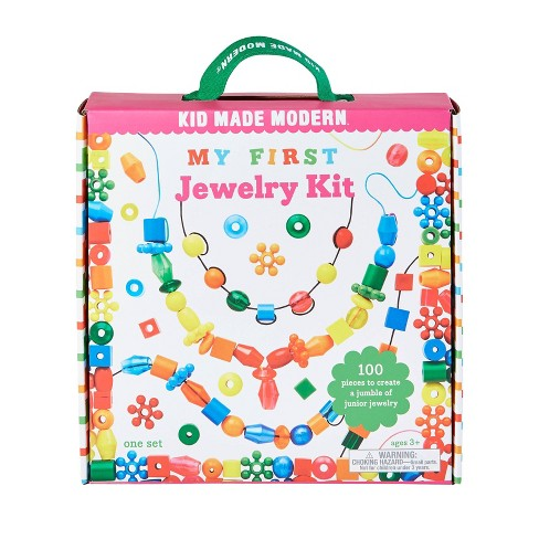 Kid Made Modern 100pc My First Jewelry Making Kit - image 1 of 4