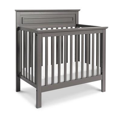 Davinci Autumn 4-In-1 Mini Crib And Twin Bed - Slate