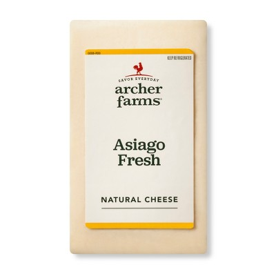 Asiago Cheese - Price Per lb. - Archer Farms™