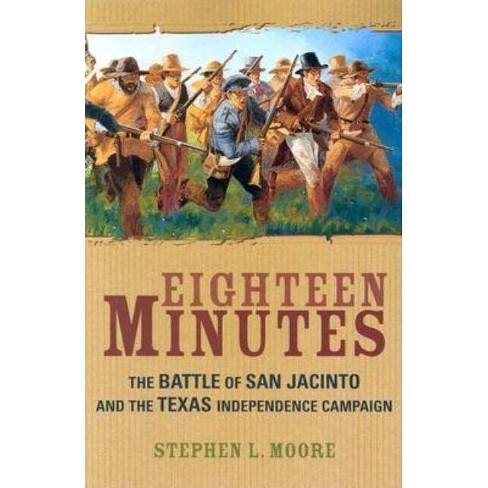 Eighteen Minutes - by  Stephen L Moore (Paperback) - image 1 of 1