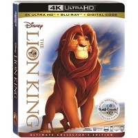 Deals on The Lion King 4K UHD Bluray