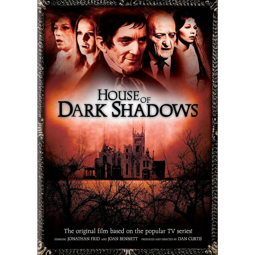 House Of Dark Shadows (Dvd)