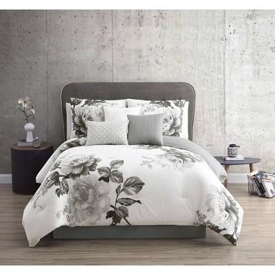 Ridgely Blush 7 Piece Comforter Set - Riverbrook Home