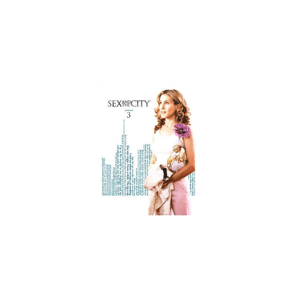 Sex And The City:Comp Ssn3 (Dvd)