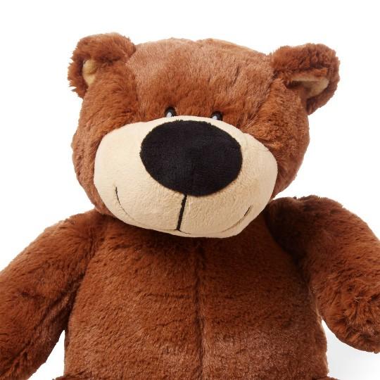 Melissa & Doug BonBon Bear - Teddy Bear Stuffed Animal (15 inches tall) image number null