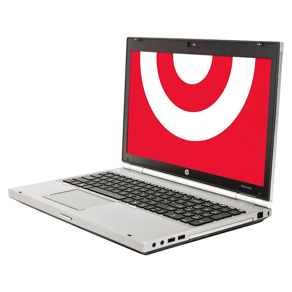 HP Pre-Owned/Certified Elitebook 8560P Core i7-QUAD 2.4 Laptop - Silver (TT5-0005)