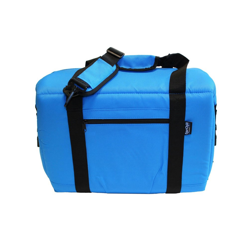 Image of NorChill 12 Can Cooler Bag - Blue