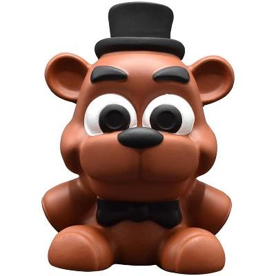 Just Toys Five Nights at Freddy's 6 Inch Mega SquishMe Figure | Freddy Fazbear