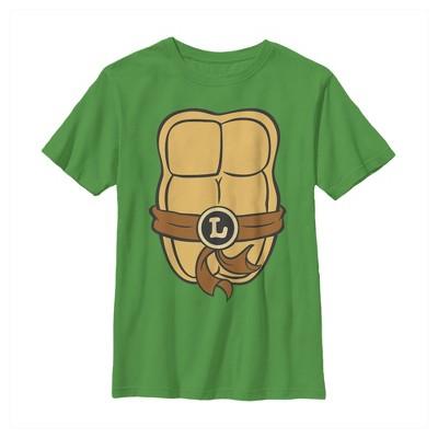 Boy's Teenage Mutant Ninja Turtles Leonardo Costume T-Shirt