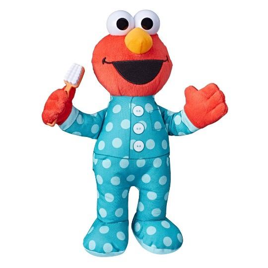 Sesame Street Brushy Brush Elmo image number null